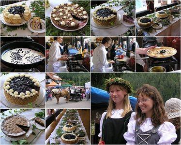 Heidelbeerfest